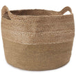 Damoh Storage natural, 50% jute & 50% seagrass