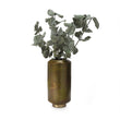 Dapoli Vase in brass & mustard | Home & Living inspiration | URBANARA