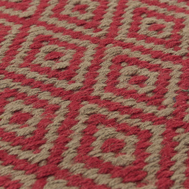 Dasheri Rug [Red]
