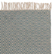 Dasheri Doormat in green grey & off-white | Home & Living inspiration | URBANARA