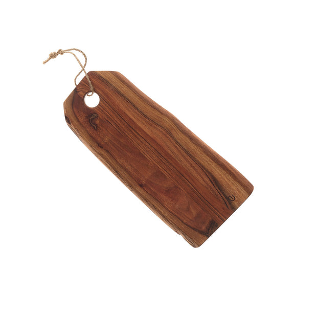 Denai chopping board, warm brown, 100% acacia wood