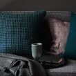 Teal Veiros Kissenhülle | Home & Living inspiration | URBANARA