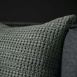 Anadia Cushion [Mist green]