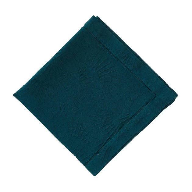 Espinho Napkin Set in forest green | Home & Living inspiration | URBANARA