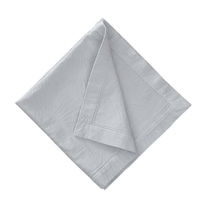 Espinho Napkin Set light stone grey, 100% cotton