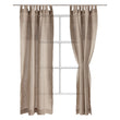 Etova Curtain natural, 100% linen