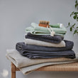 Faia Towel in mint | Home & Living inspiration | URBANARA