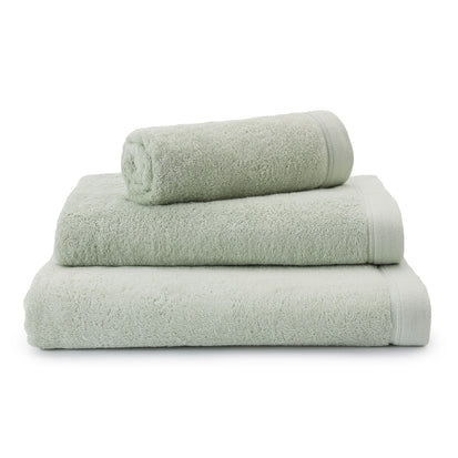 Faia Towel mint, 100% organic cotton