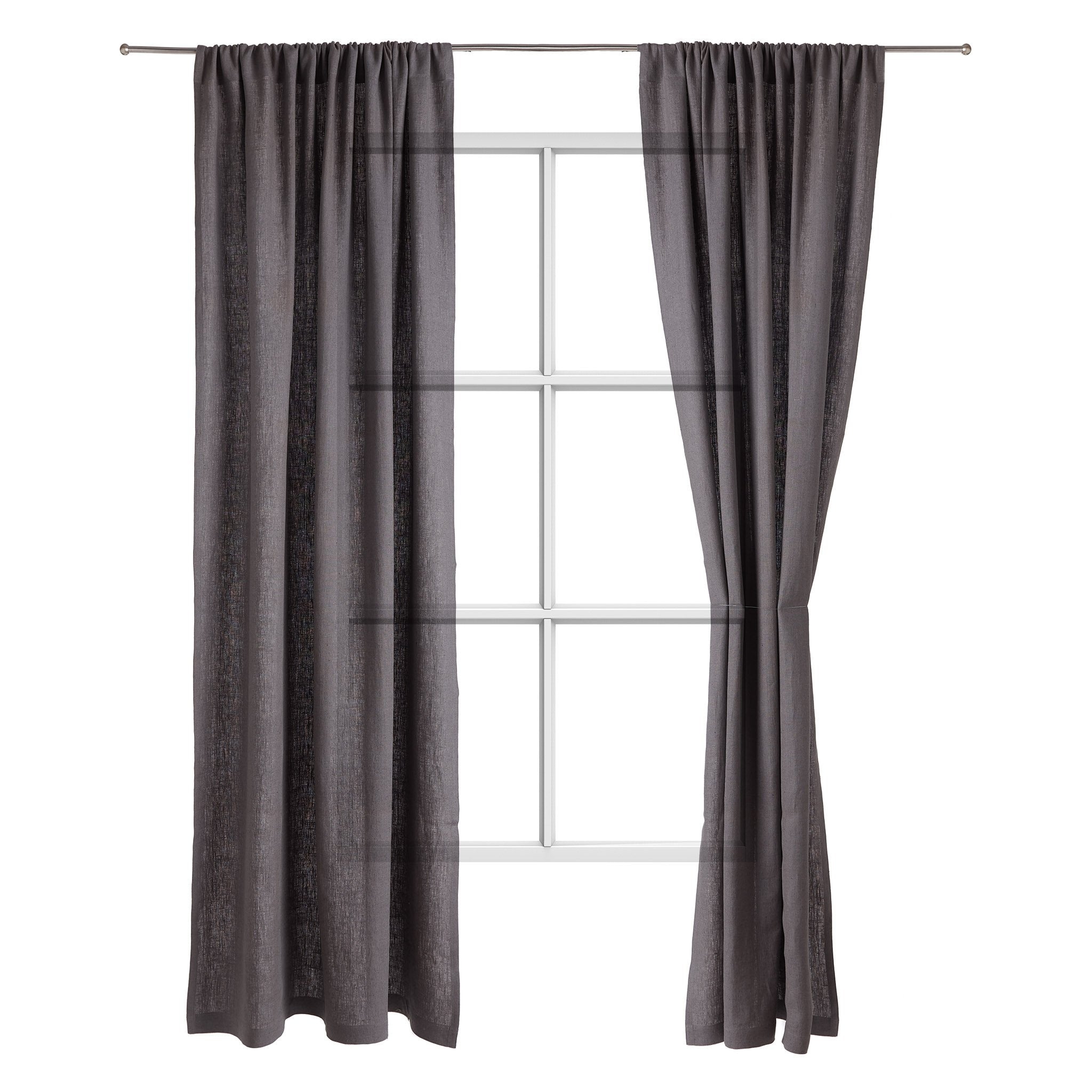 Fana Curtain [Grey]