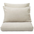 Figuera pillowcase, natural, 100% linen