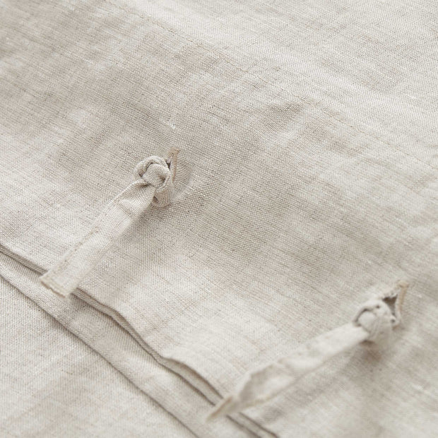Figuera pillowcase, natural, 100% linen |High quality homewares