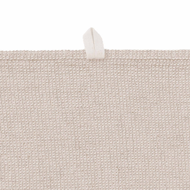 Fraiao Towel [Natural/Natural white]