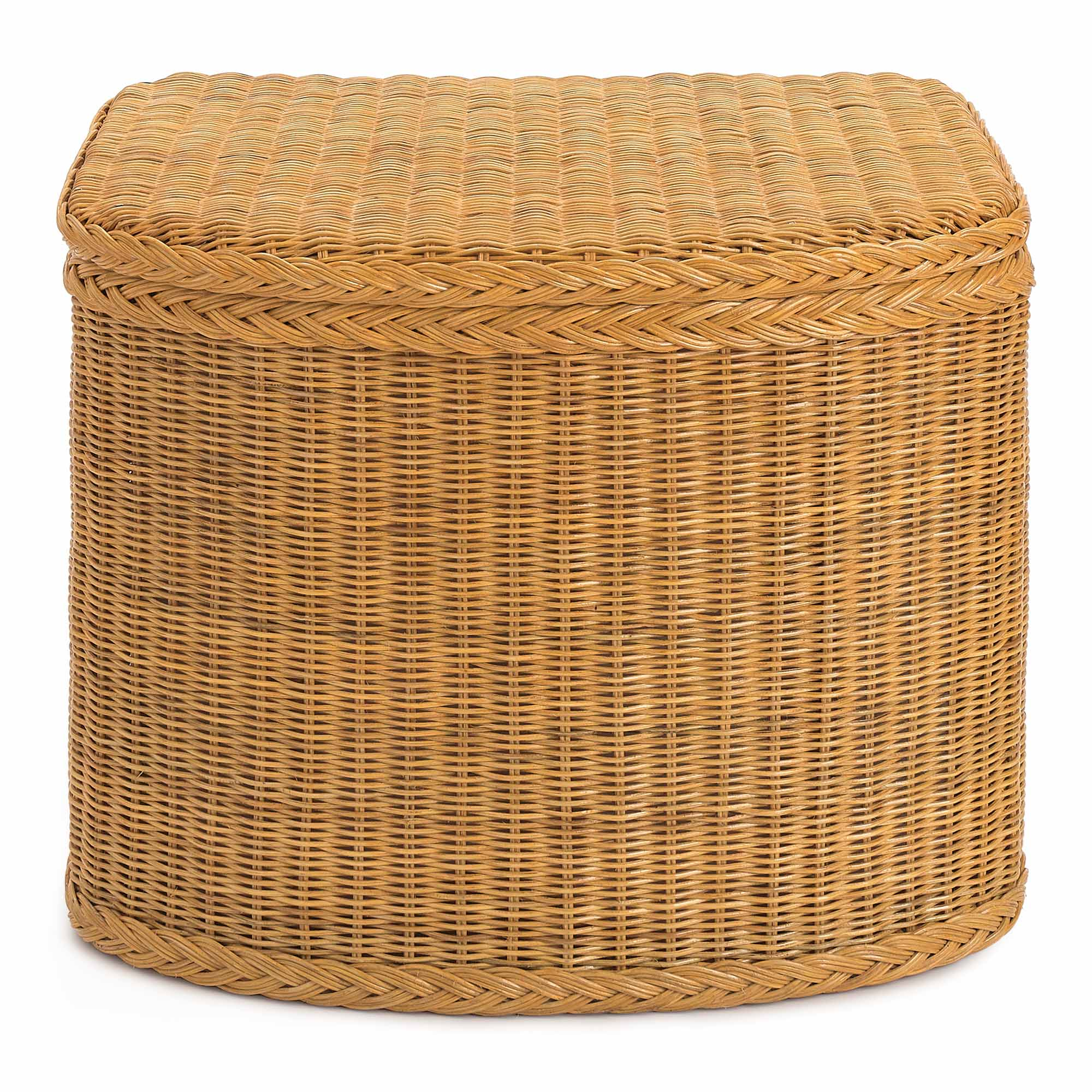 Java Laundry Basket honey, 100% rattan