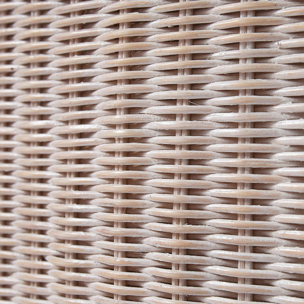 Java Laundry Basket chalk white, 100% rattan | Find the perfect laundry baskets