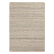 Jindas Rug ivory, 65% wool & 35% cotton | URBANARA wool rugs