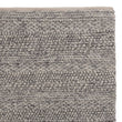 Kagu wool rug grey melange, 100% wool