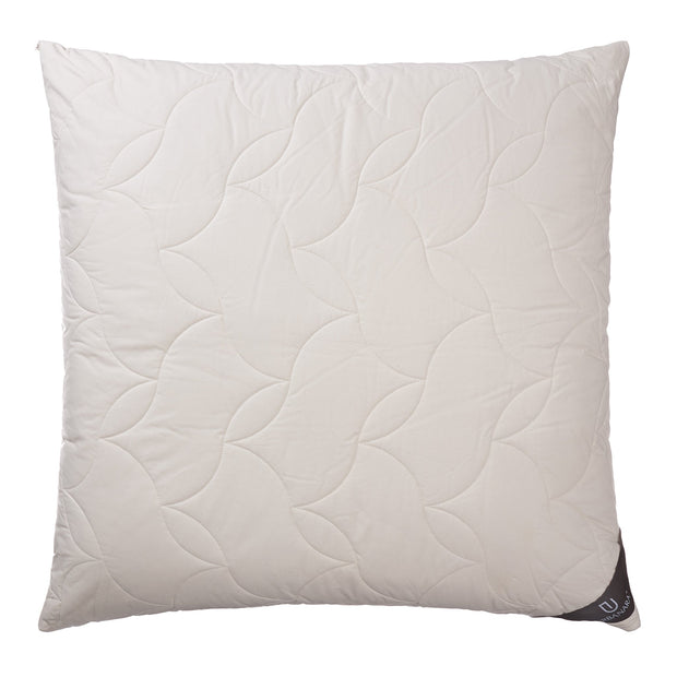 Kamno Pillow natural white, 100% organic cotton | High quality homewares