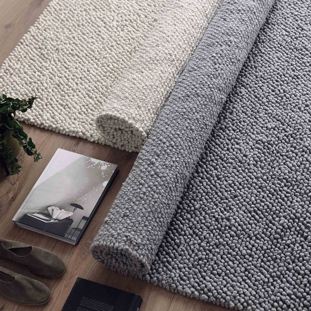 Grey Karnu Teppich | Home & Living inspiration | URBANARA