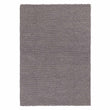Karnu rug, grey, 75% wool & 25% cotton | URBANARA wool rugs