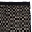 Kolong Rug black & off-white, 100% new wool