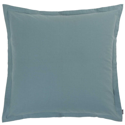 Komana Floor Cushion green grey, 100% cotton