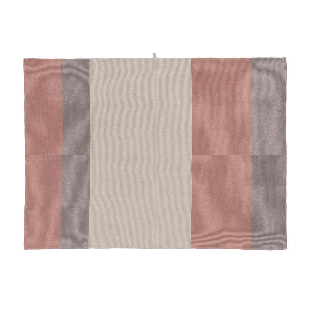 Kotra Towel Collection [Dusty pink/Natural]