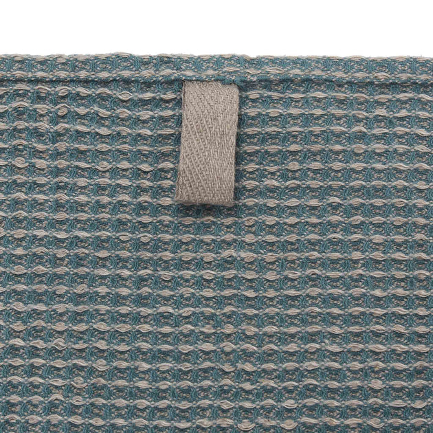Kotra Towel Collection in grey green & natural | Home & Living inspiration | URBANARA