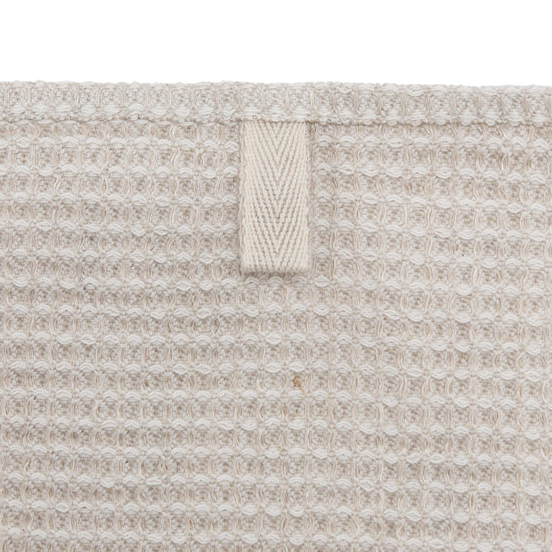 Kotra Towel Collection dusty pink & natural & grey, 50% linen & 50% cotton | High quality homewares