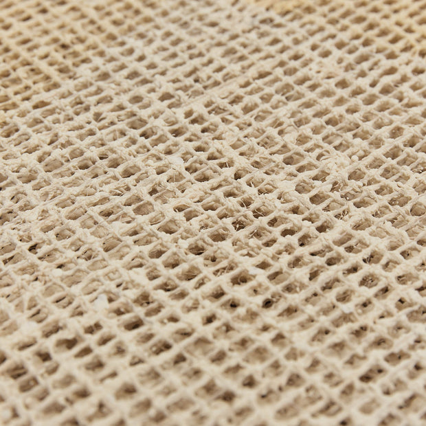 Kuda Rug Underlay natural, 100% natural latex | High quality homewares
