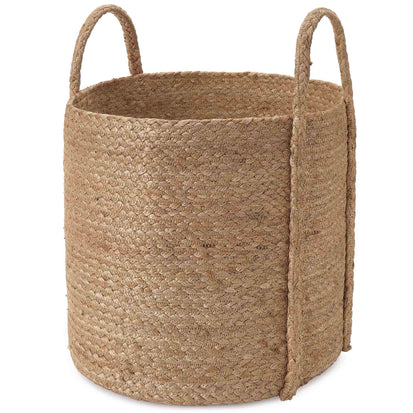 Chenab Laundry Bag natural, 100% jute