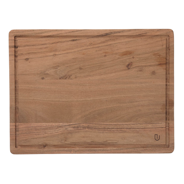 Bodhan chopping board, natural, 100% acacia wood
