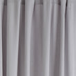 Largo curtain, light grey, 100% cotton | URBANARA curtains