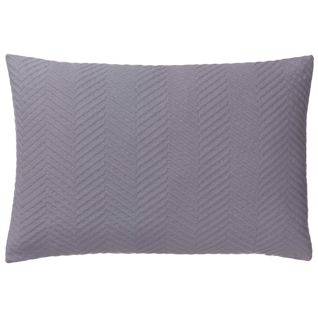 Lixa Cushion Cover pigeon blue, 100% cotton