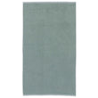 Louzela Beach Towel light grey green & white, 100% organic cotton