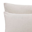 Mafalda Linen Bed Linen in natural | Home & Living inspiration | URBANARA