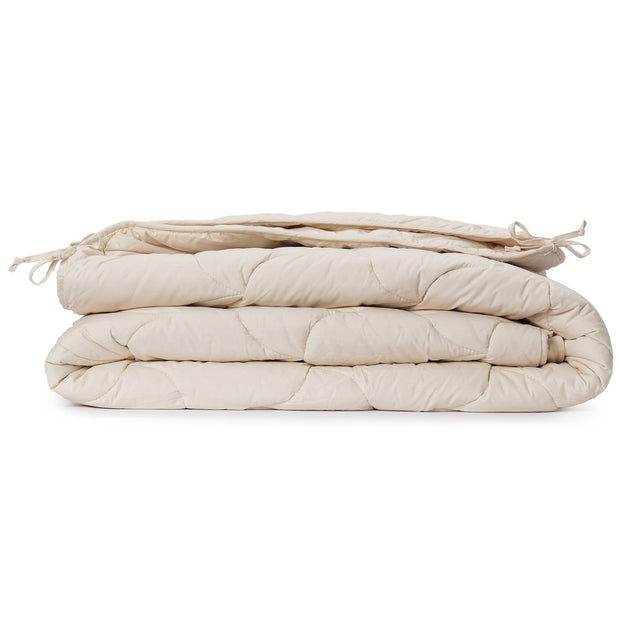Malna Duo Duvet natural white, 100% organic cotton
