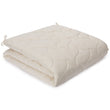 Malna Duo Duvet natural white, 100% organic cotton | High quality homewares