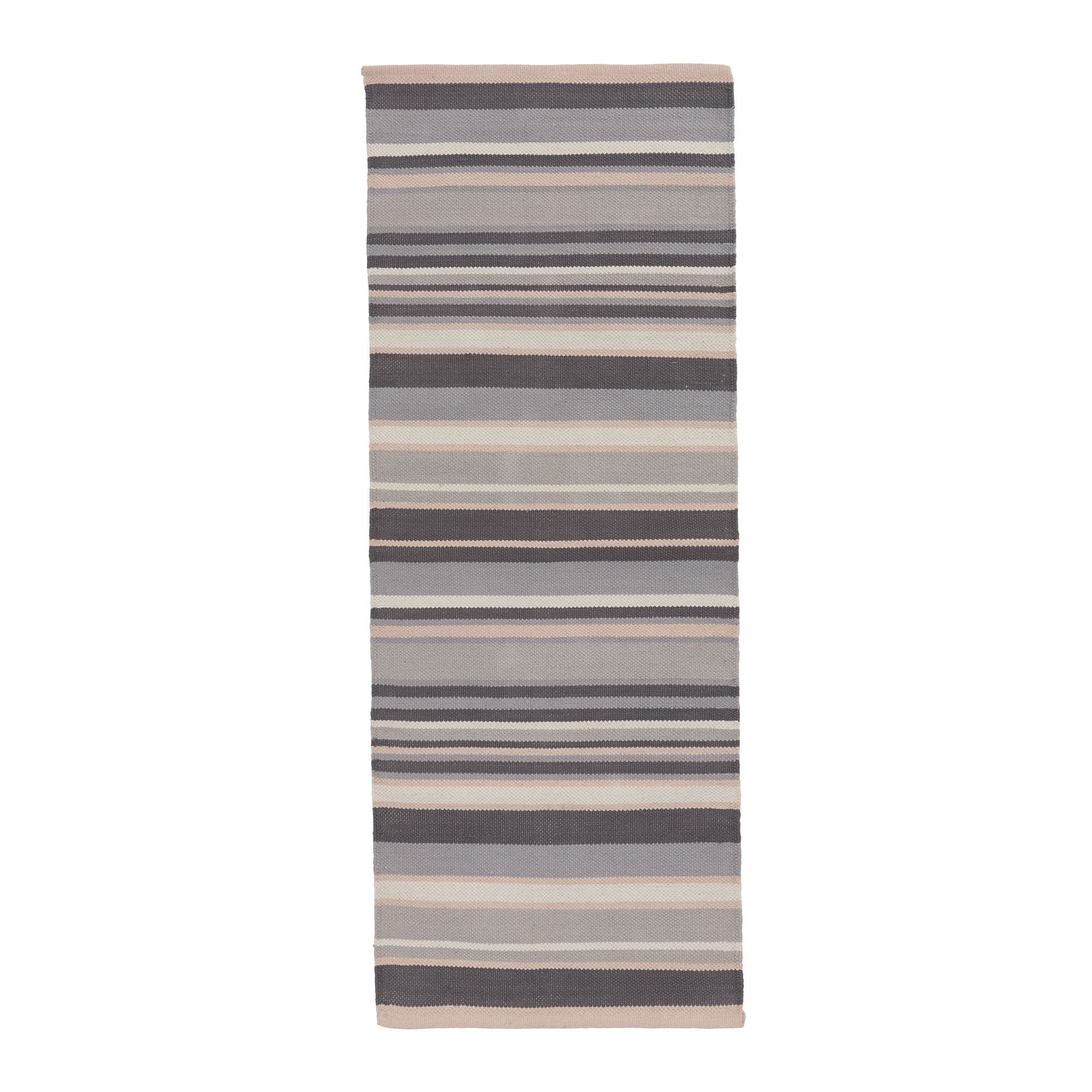 Mandana Runner [Dark grey/Grey/Powder Pink]