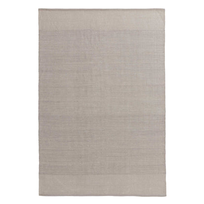 Mandir Rug in grey & natural white | Home & Living inspiration | URBANARA