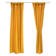 Maninho curtain, mustard, 100% cotton |High quality homewares