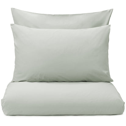 Manteigas Percale Bed Linen aloe green, 100% organic cotton