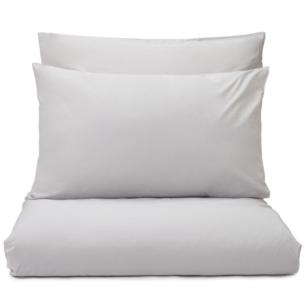 Manteigas pillowcase, silver grey, 100% organic cotton