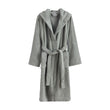 Merouco Capa Organic Bathrobe aloe green, 100% organic cotton