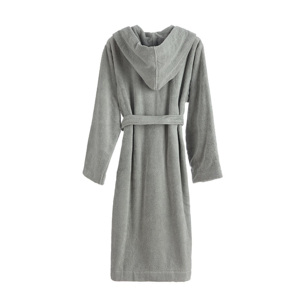 Merouco Capa Organic Bathrobe aloe green, 100% organic cotton | High quality homewares