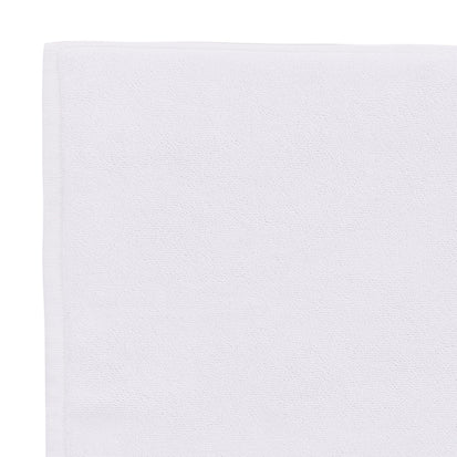 Merouco Organic Bath Mat in white | Home & Living inspiration | URBANARA