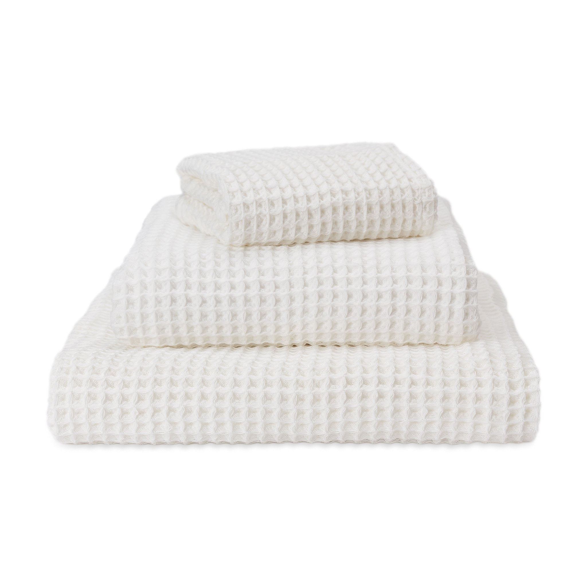 Mikawa Towel Collection off-white, 100% cotton