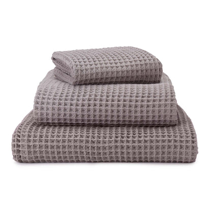 Mikawa Towel Collection light grey, 100% cotton