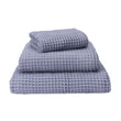 Mikawa Towel Collection silver blue, 100% cotton