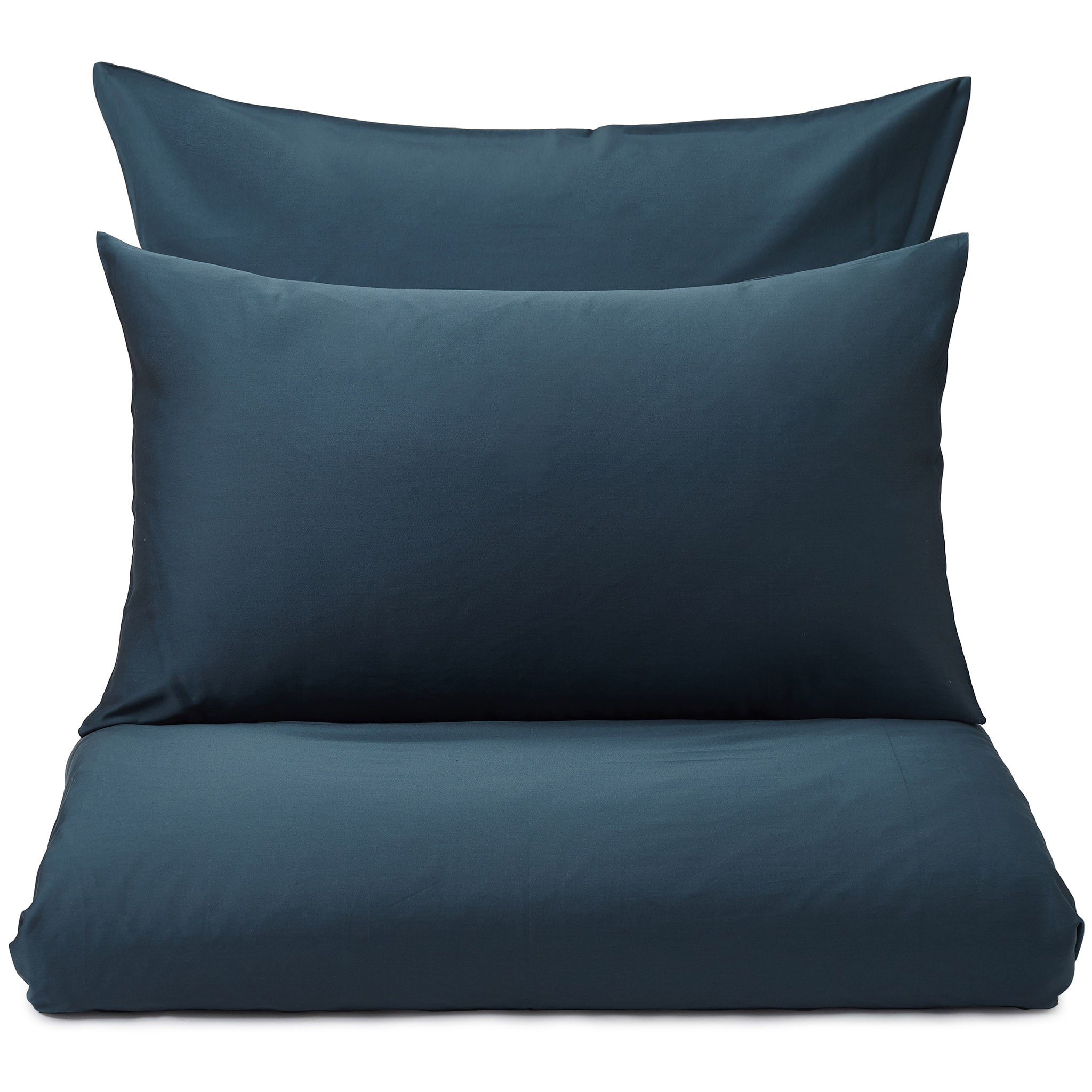 Millau duvet cover, teal, 100% cotton