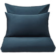 Millau Bed Linen teal, 100% cotton
